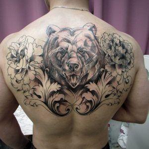 Что значит медведь в татуировке