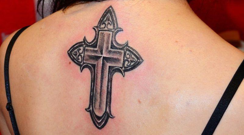 значит татуировка креста