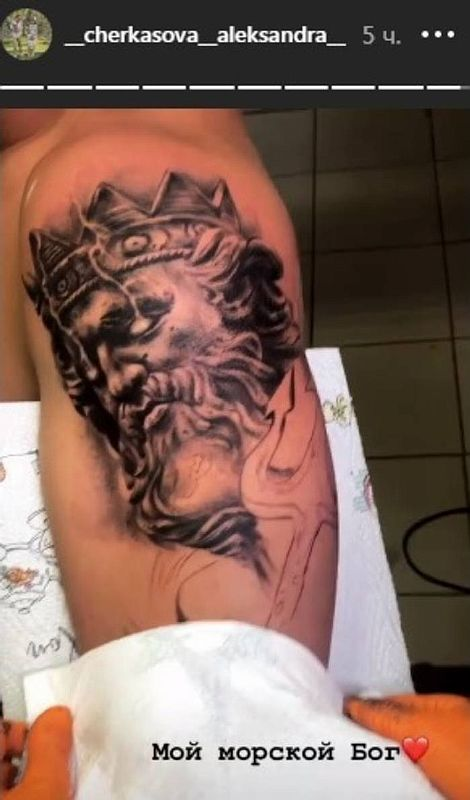 Dmitry Cherkasov decided on cardinal changes, Online tattoo magazine