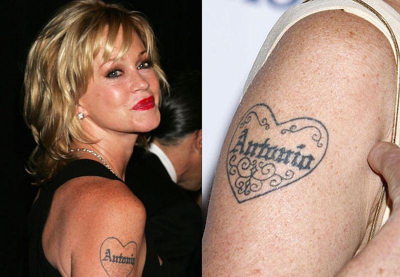 Звёзды массового выводят татуировки4