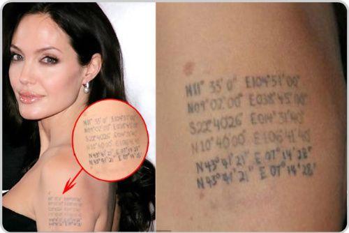 рассказали про значение своих татуировок
