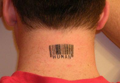 Значение татуировки в виде штрих-кода