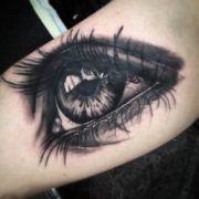 Значение татуировки глаза