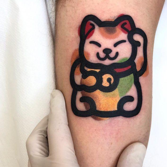 татуировки от миланского мастера самоучки