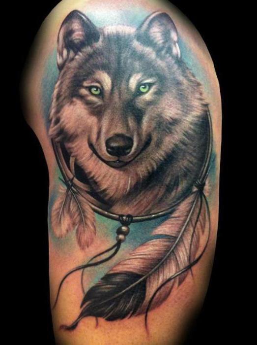 – татуировка со смыслом