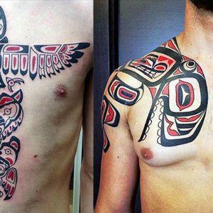 Особенности татуировки в стиле Хайда