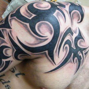 Особенности татуировки в стиле трайбл
