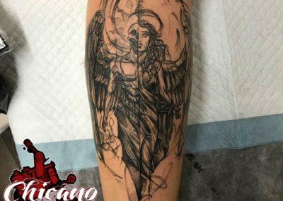 татуировка чикано