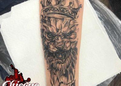 стиль чикано в татуировке