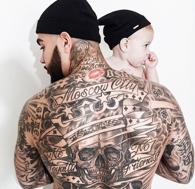 Татуировки Тимати0